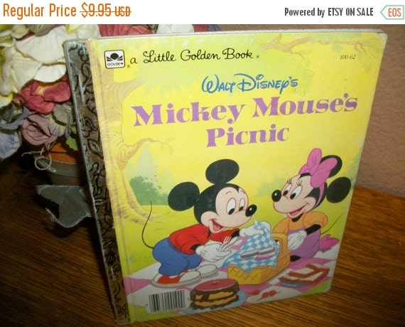 Mickey Mouse Picnic Book Related Keywords Suggestions Mickey