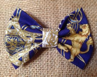 Handmade Hannukah Bow