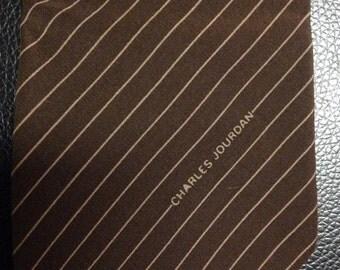 Charles Jourdan Vintage Skinny Tie