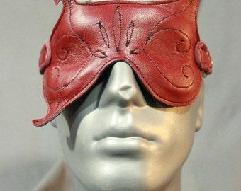 Fancy Leather Mask
