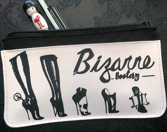 Bizarre Bootery Pencil Case