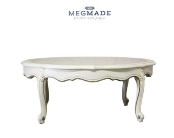 1724-02034 Customizable Coffee Table