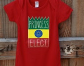 PRINCESS ELECT One Piece Rasta Rebel Lion Baby Bodysuit (Red and green)  Infant, One Piece, Baby Shower Gift, Baby Girls Clothing