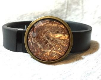 Fibit Flex Wristband Charm Bling