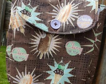 Ice Cream Toddler Backpack, Girls Pre-school Backpack