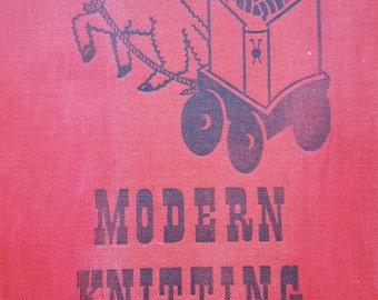Modern Knitting Illustrated London 1948