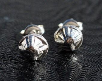 Sterling Silver Stud Earrings - Silver Stud Earrings - Silver Post Earrings - Silver Posts - Petite Silver Studs - Dainty Silver Studs