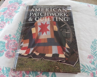 BHG American Patchwork & Quilting