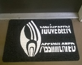 Borg Welcome Mat