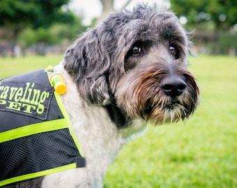 Dog Traveling Vest, High Visibility