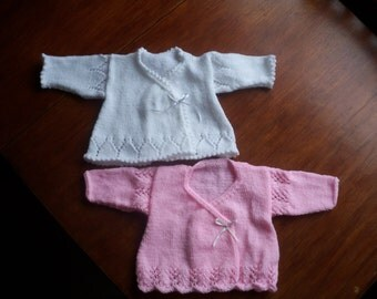 Baby Cardigans