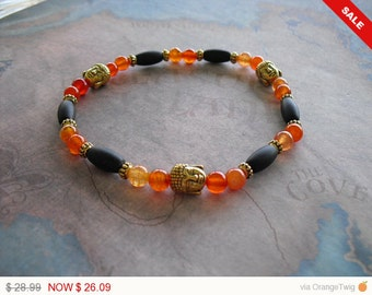 Golden (Buddha) bracelet