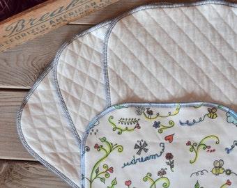 Organic Baby Wipes, Organic Cloth Wipes, Cloth Diaper Wipes, Organic Wash Cloth, Reusable Baby Wipes, Organic Cloth Diaper Wipes, Organic