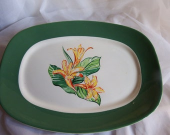 Daylily by Taylor, Smith and T (TS&T) // Platter
