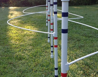 """Dog Agility Equipment 