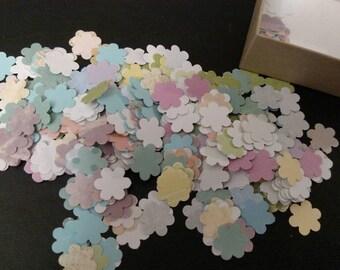 Flower Confetti in Pastels