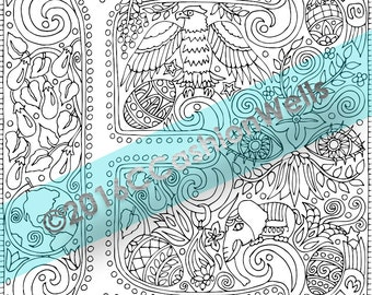 physical therapy coloring pages - photo#47