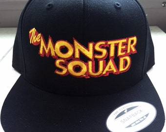 The Monster Squad baseball cap comedy horror Wolfman