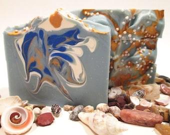 Sea Mist Soap Handmade Cold Process Soap