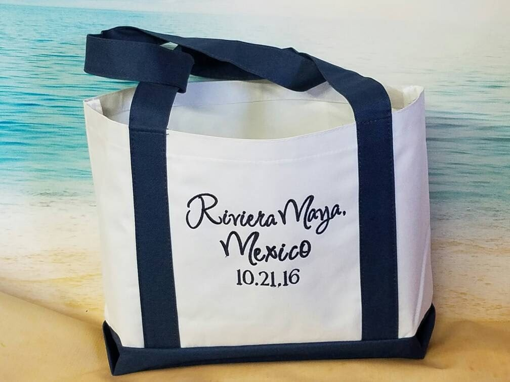 Welcome Wedding Gift Bags: Destination Wedding Bags. Favor Bags Welcome To The Wedding