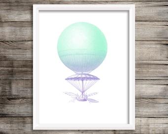 Vintage Air Balloon (#2)