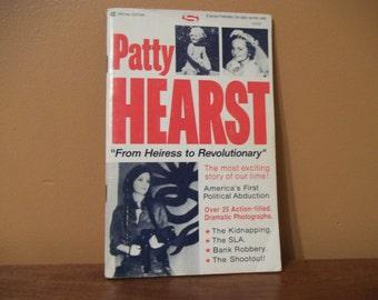 "Patty Hearst "" From Heiress to Revolutionary "" - Patty Hearst  - The SLA"