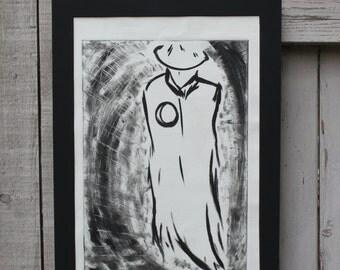Stranger in the Night Print