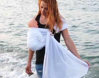 Mesh Sling/Water Summer Sling/Water Sling//Baby Carrier/Summer Baby Sling/Ring sling/Water ring sling