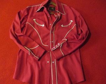 cowboy western shirt style 1940