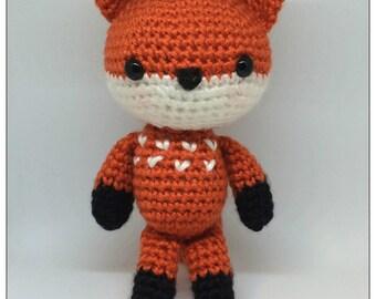 Amigurumi Chibi Fox