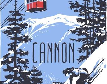 Cannon Mountain, New Hampshire