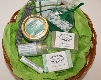 Men's Bath and Body Gift Basket