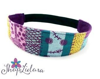 Sally Wrap Scrap Headband, Adult Size, Mama headband