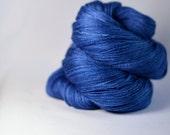 Tussah Silk Lace - Twilight - Laceweight 984 yds / 100 g - 100% Silk