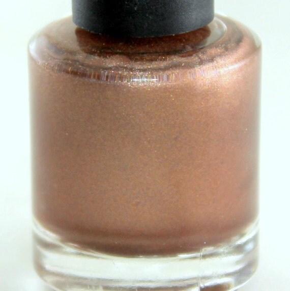 Mocha coffee brown neutral nail polish Fall Autumn Nails Vegan Nail polish