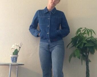 90s Jean Shirt