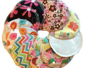 Nursing Pads Leakproof Reusable/washable