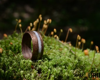 Wooden Ring- Walnut