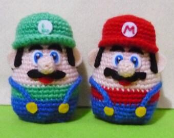 Egg Warmer: Mario & Luigi