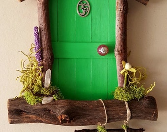 Om Sedona Fairy Door Made to Order