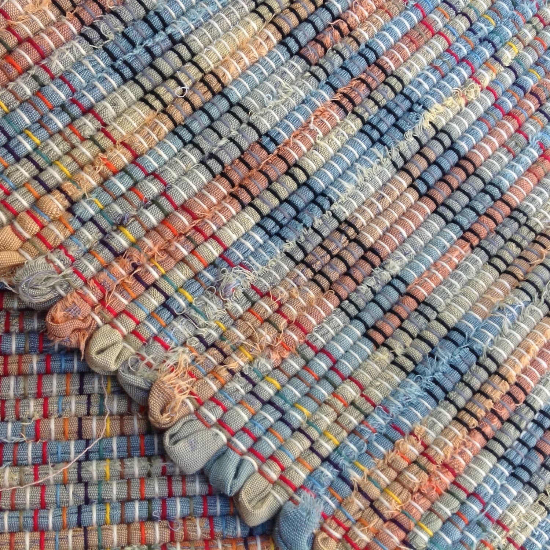 farben des herbstes lappen teppich kamel taupe blauer von. Black Bedroom Furniture Sets. Home Design Ideas