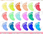50% OFF SALE Baby Feet Cl...