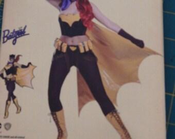 Bombshell Batgirl Inspired Costume