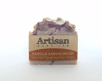 Vanilla Sandalwood soap