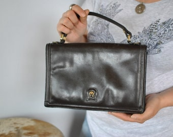 Vintage LEATHER PURSE ...(405)