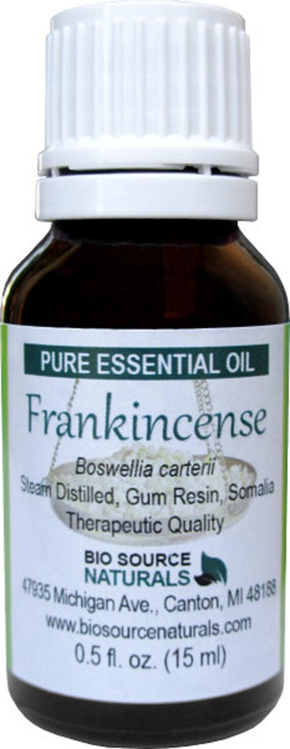 Boswellia essential oil