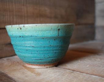 Bowl - Small Bowl - Sauce Bowl - Dipping Bowl - Ceramics & Pottery - Wheel Thrown Pottery - Handmade - Bowls - KJ Pottery