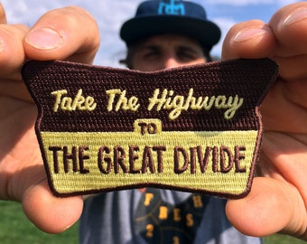 The Great Divide Patch