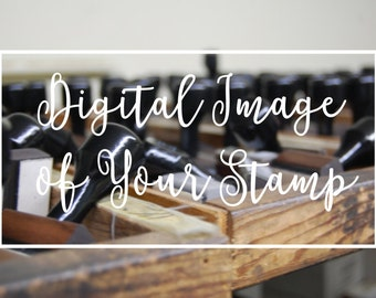 A Digital Image of Your Stamp