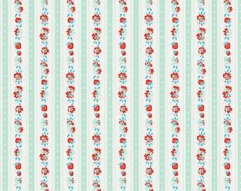 Riley Blake Designs - Milk Stripe Mint - C4344-MINT